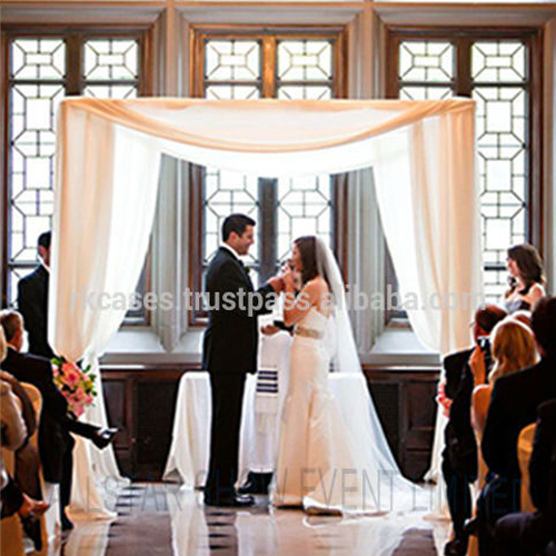 Nice Design Used Pipe And Drape For Sale Wedding Party_RK
