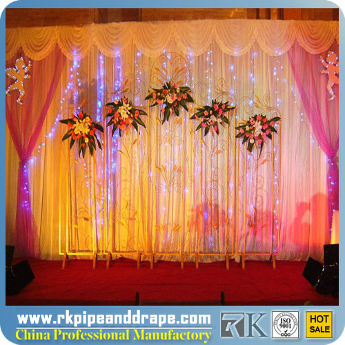 if you are shopping for wedding backdrops rk is professional pipe and drape manufacturer. Black Bedroom Furniture Sets. Home Design Ideas